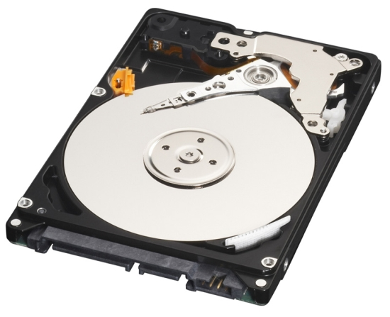 Western Digital Ships Industry's First 1 TB Mobile Hard Drive
