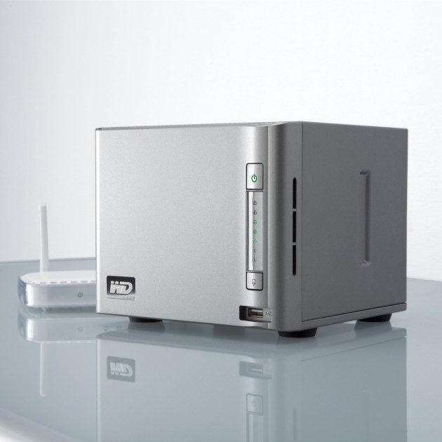 Huge 8TB Capacity, Media Streaming and Performance Enhancement Added to WD ShareSpace Network Storage Systems for Small Offices and Digital Media Enthusiasts