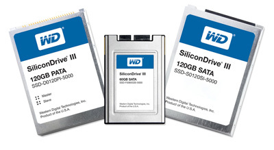 WD® BEGINS SHIPPING NEW SATA/PATA SSDS FEATURING HIGHER SPEEDS AND CAPACITIES FOR EMBEDDED SYSTEMS AND DATA STREAMING APPLICATIONS