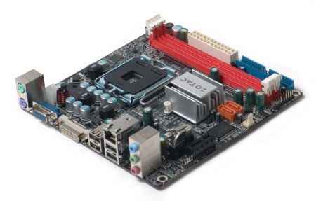 ZOTAC nForce 630i-ITX motherboard
