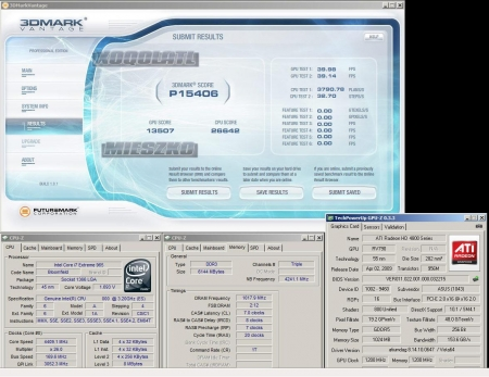 Radeon HD 4890 Overclocked To 1.2GHz