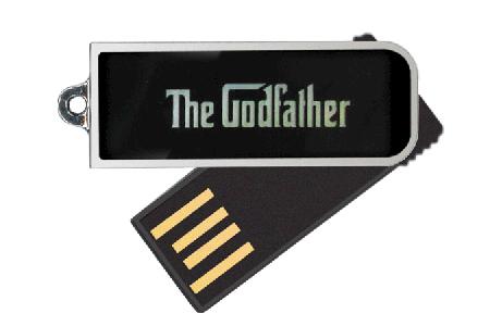 Super Talent Godfather Series USB Flash Drives