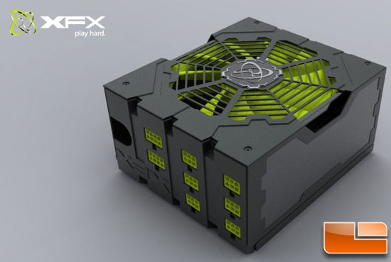 XFX Branching Out Into PSU's
