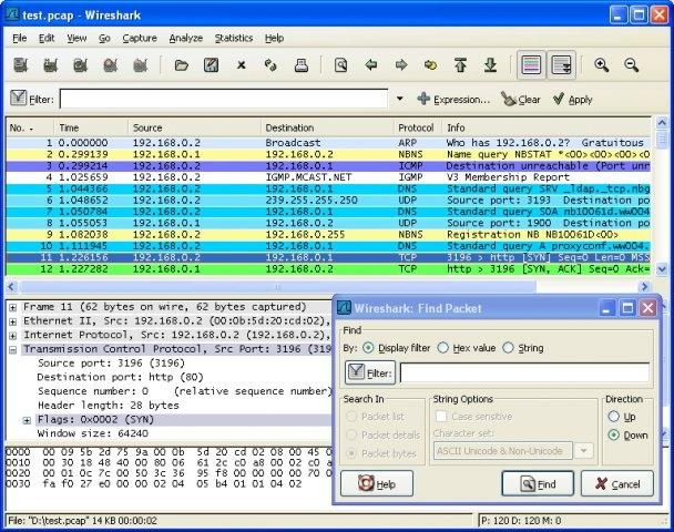 Download of the Day: Wireshark 1 6 0 RC1