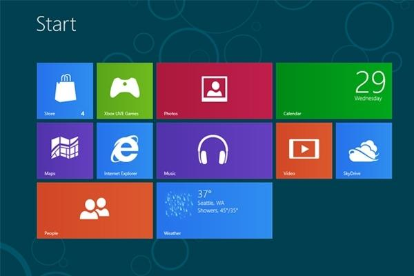 AMD Catalyst Windows 8 Release Driver