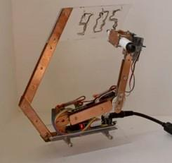 arduino_powered_artbot_writes_the_time_erases_it_writes_again