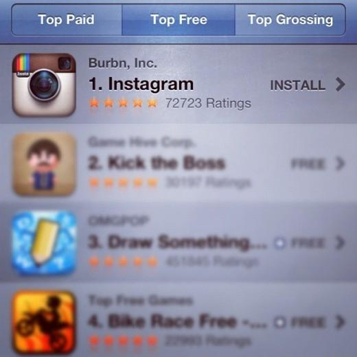 instagram_becomes_1_free_app_on_the_app_store_its_first_time_ever_on_top