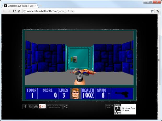 wolfenstein_3d_gets_browser_port_to_celebrate_20_years_since_release