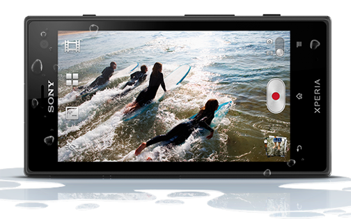 sony_to_introduce_two_water_resistant_smartphones_q3_2012