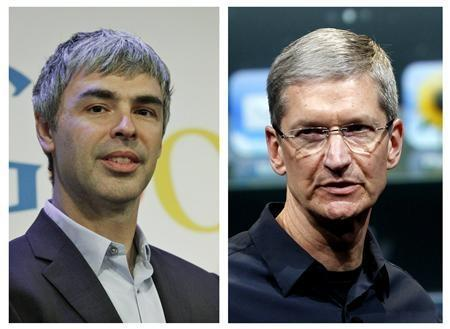 apple_and_google_ceo_in_patent_talks