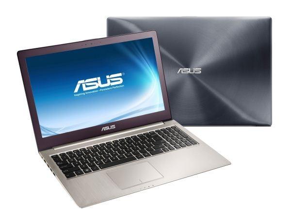 ASUS unveil their 15-inch Ultrabook, Zenbook U500VZ