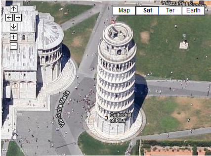 Google Updates Maps Imagery With New High Resolution Satellite And