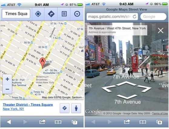 google_street_view_comes_to_google_maps_web_app_for_ios_ios6_users_around_the_world_rejoice