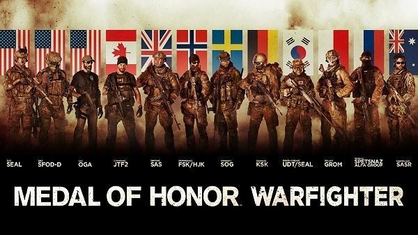 Обзор Мультиплеера Medal of Honor  Warfighter