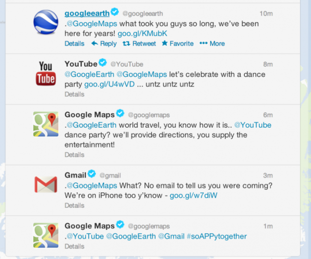 google_has_fun_on_twitter_celebrating_google_maps_release_on_ios