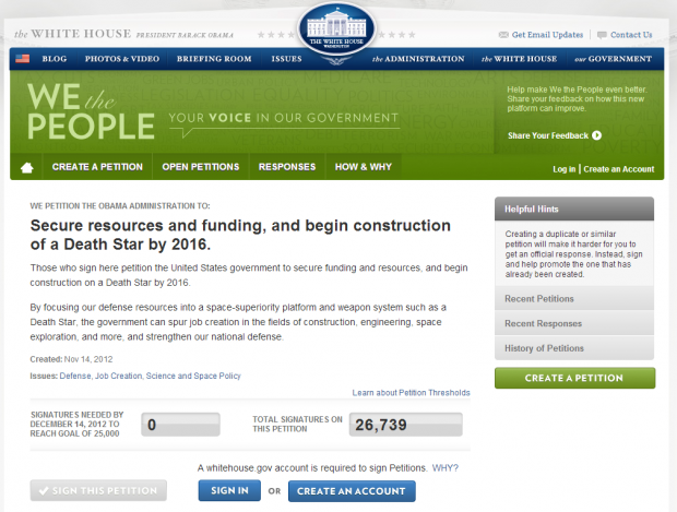 white_house_petition_for_a_death_star_by_2016_gets_25_000_signatures_the_white_house_now_must_officially_respond