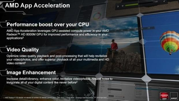 AMD Radeon HD 8000M series gets detailed, numbers and specs