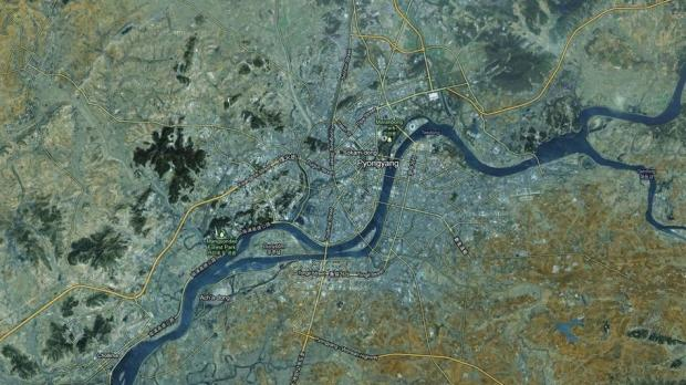 first_detailed_map_of_north_korea_released_by_google