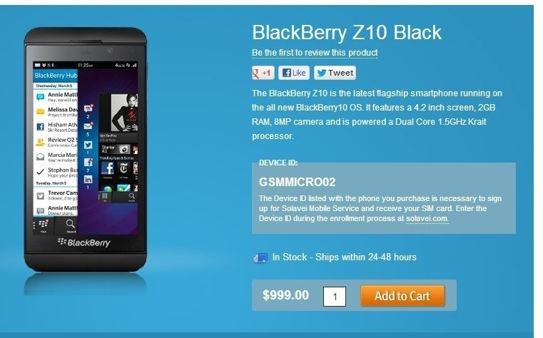 solavei_becomes_the_first_to_market_blackberry_z10_in_us_charges_premium_of_999