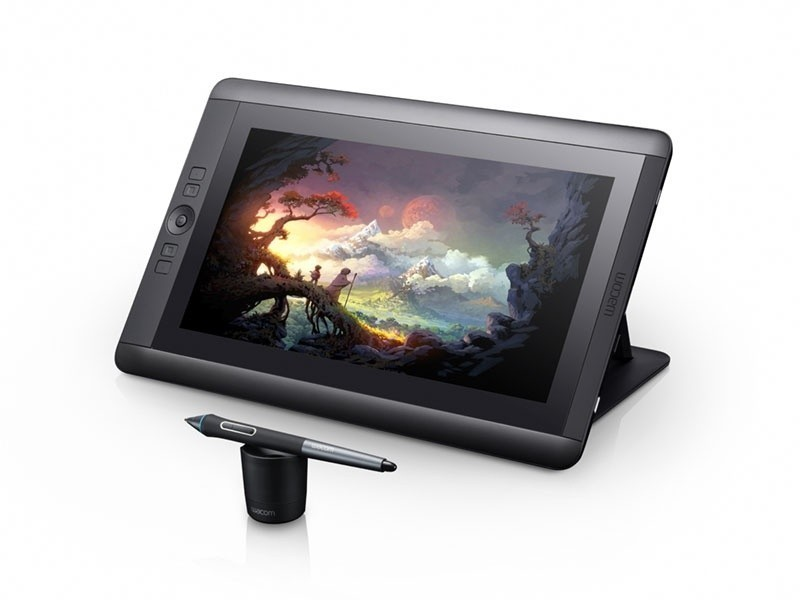 wacom_announces_cintiq_13hd_a_13_inch_interactive_graphics_pad