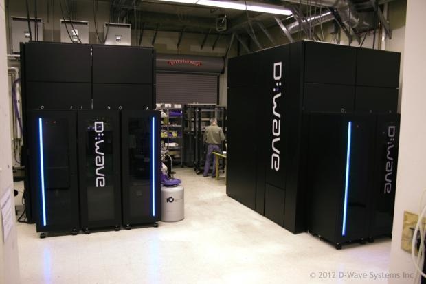 Google supercomputer