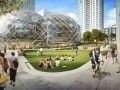 Amazon looking to take on Apple for coolest campus ever, plans rainforest bio-dome in downtown Seattle