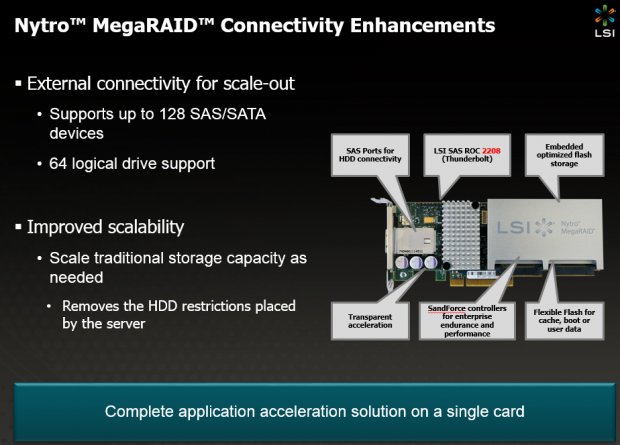 LSI expands its Nytro PCIe Flash Adapter portfolio