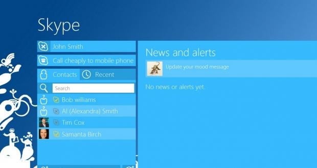 Windows 8 1 to ditch Messaging app in favor of Skype