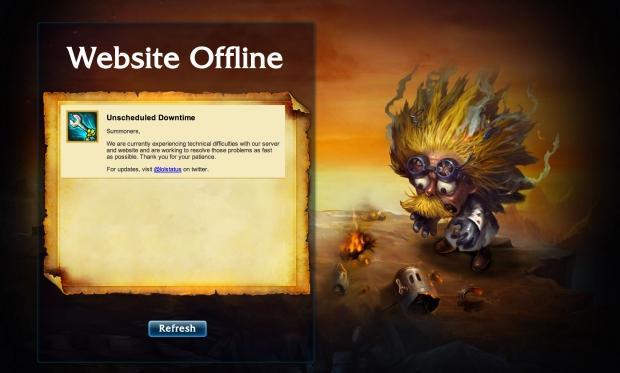 Hackers DDoS Battle net, League of Legends and EA com