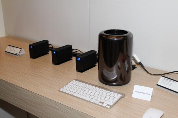 LaCie shows Little Big Disk Thunderbolt 2 with two M 2 SSDs