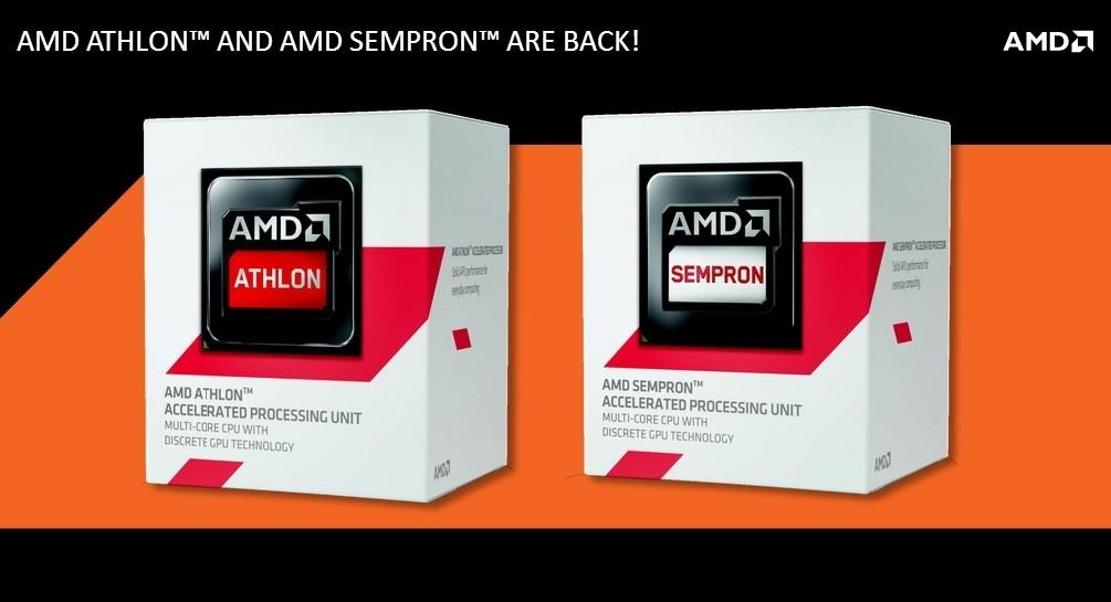 Amd Launches The New Socket Am1 Platform New Athlon And Sempron Apus Tweaktown