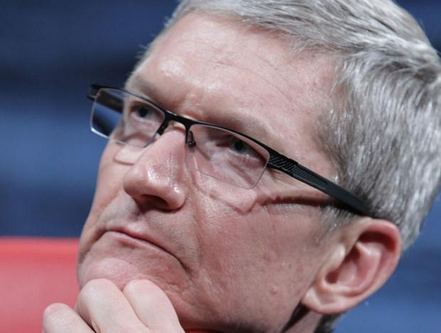Tim Cook says business can revive iPad sales