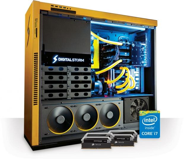 Digital Storm includes Intel X99 to enthusiast PC models for