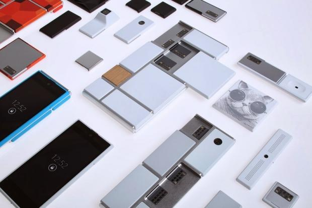 Google's Project Ara will use a 'modified version of Android L'