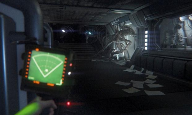 Alien: Isolation works with Oculus Rift after couple of simple tweaks