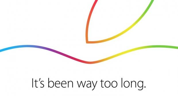 Apple announces October 16 event, says 'It's been way too long'