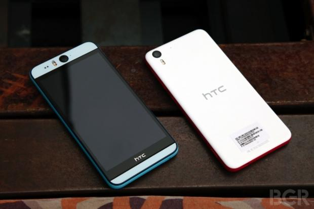HTC unveils its Desire Eye smartphone, dual 13-megapixel cameras