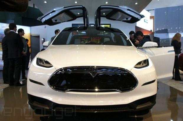 Tesla delays its Model X vehicle, new ETA of Q3 2015