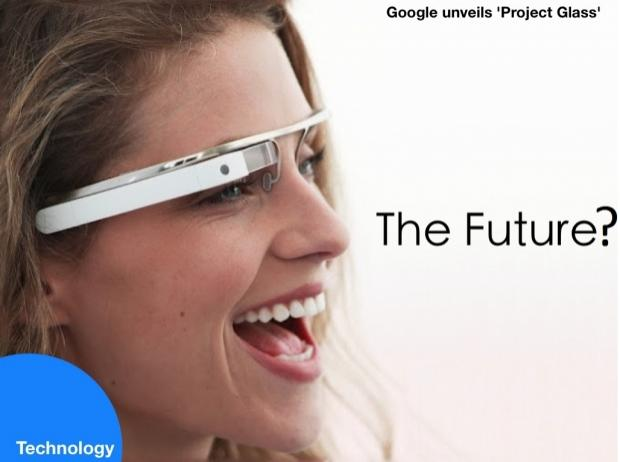 Study: Google Glass could hurt your peripheral vision over time