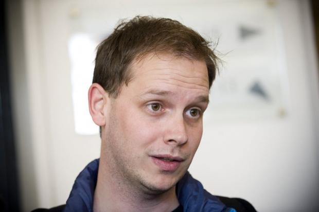 Pirate Bay co-founder Peter Sunde languishing in Swedish prison