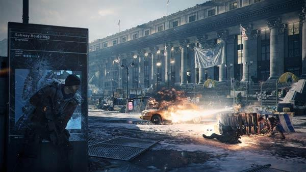 The Division dev: wants a 'good experience on all respective formats'