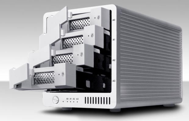 CalDigit T4 Thunderbolt 2 RAID enclosure announced
