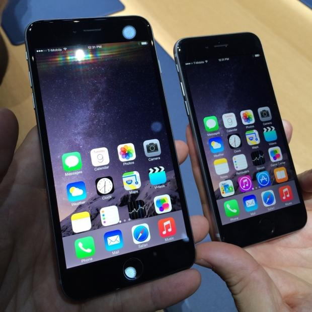 iPhone 6 helps iOS eat away at Google Android's smartphone lead