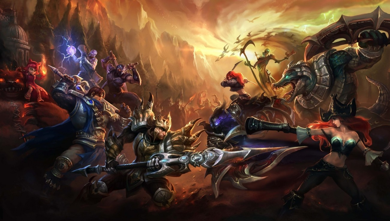 Lag Be Gone Riot Are Building Their Own League Of Legends Network Tweaktown