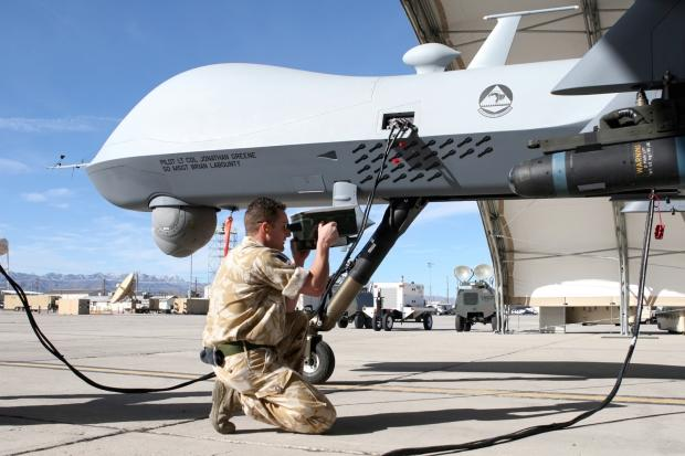 Air Force Drone Pilot >> Us Air Force Steps Up Drone Pilot Recruitment To Avoid Pilot