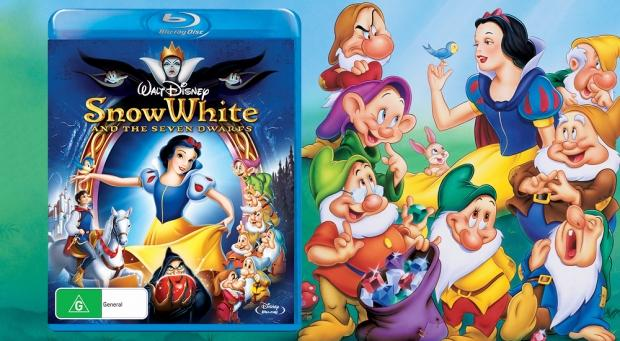 Win Disney's classic 'Snow White' on Blu-ray HD in our