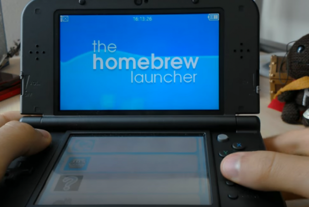 New 3DS 'tubehax' homebrew launcher released, exploits