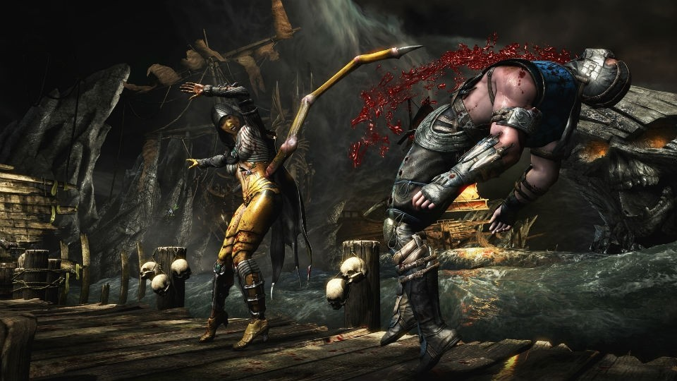 Mortal Kombat X Cancelled For The Xbox 360 And Ps3 Tweaktown