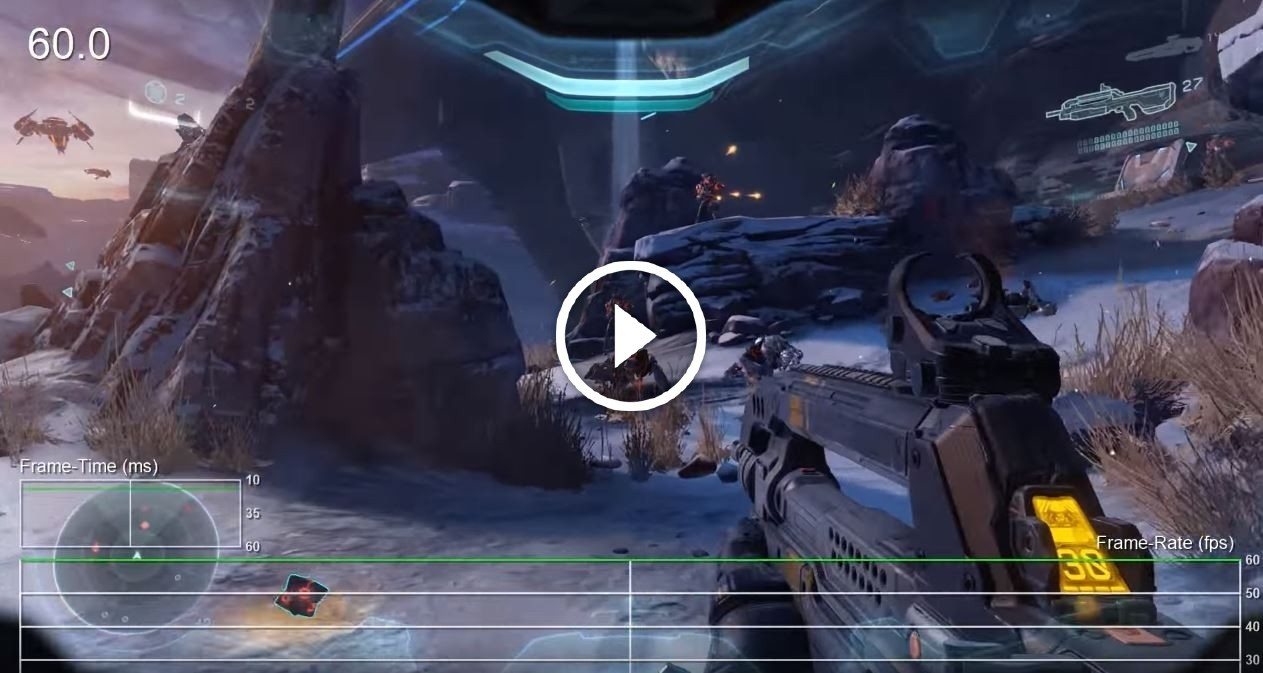 Halo 5 maintains 60FPS on Xbox One, but 1080p is still 'a