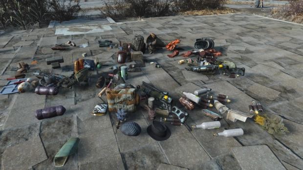 Fallout 4 wasteland survival guide part 1: basic tips